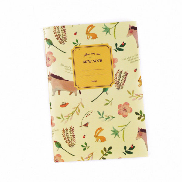 Animal Travelers Notebook