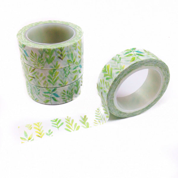 Fern Love Washi Tape