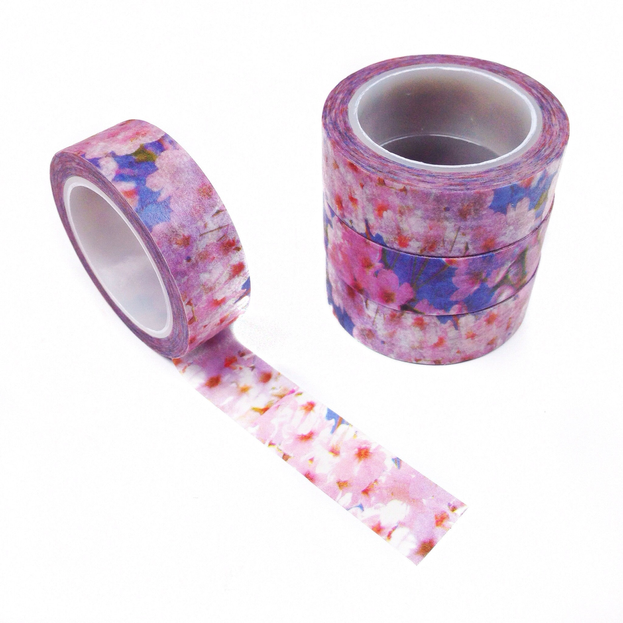 Enchanted Flowers Floral Washi Tape