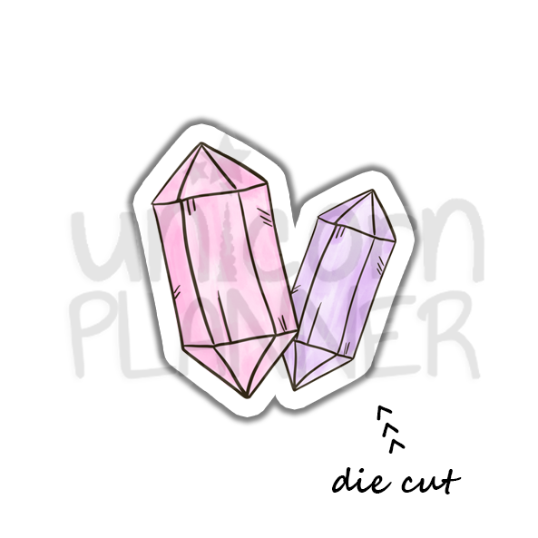 Gemstones (DIE CUT)