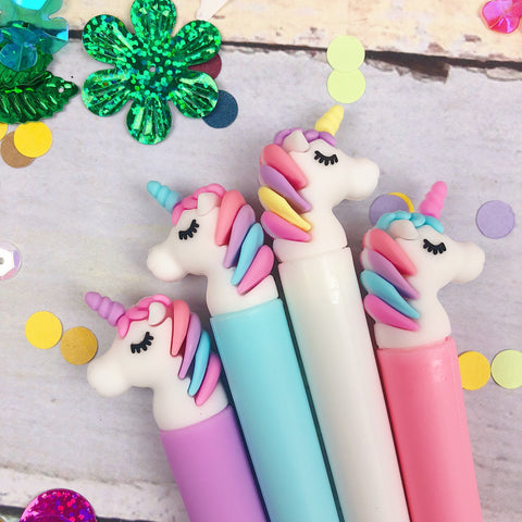 Unicorn Gel Ink Pen