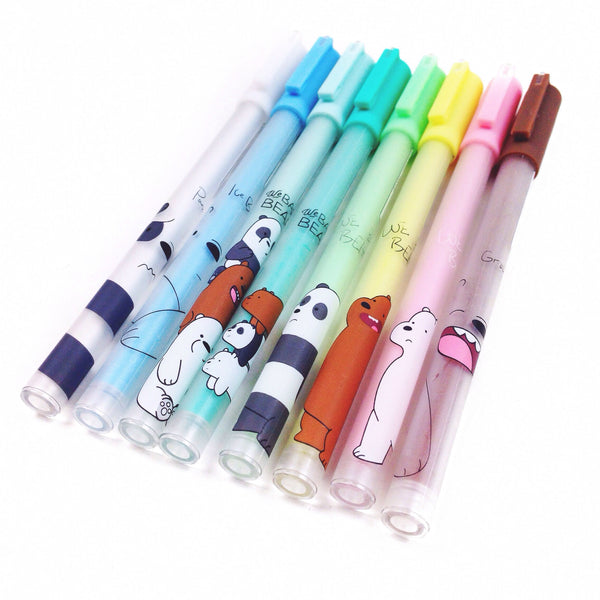 Bear Gel Ink Pen