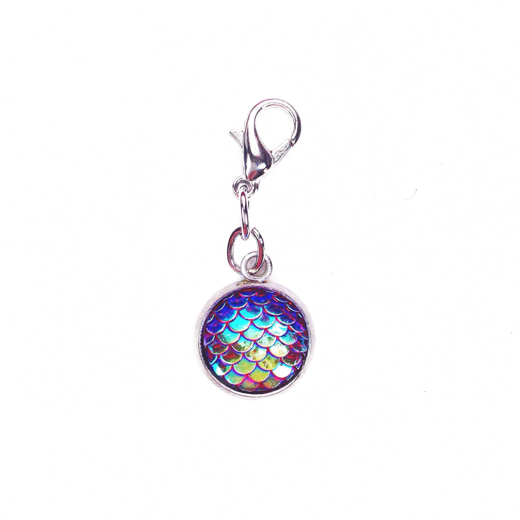 Mermaid Scales Charm