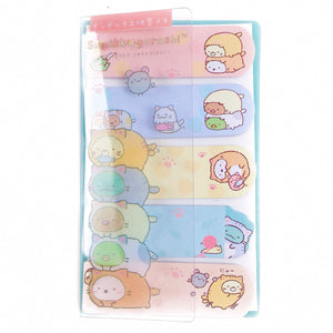 Cute Kitty Page Flag Sticky Notes
