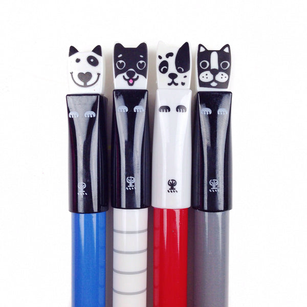 Puppy Gel Ink Pen