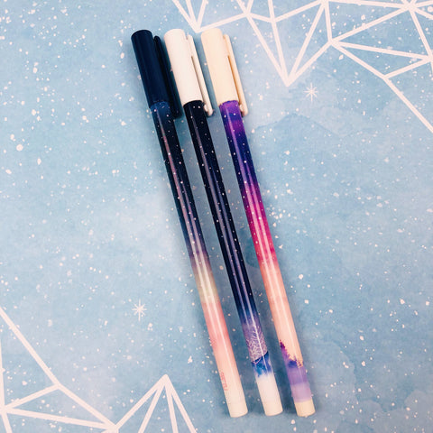 Starry Sky Gel Ink Pen