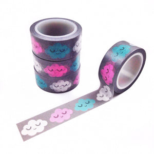 Sleepy Cloud Washi Tape