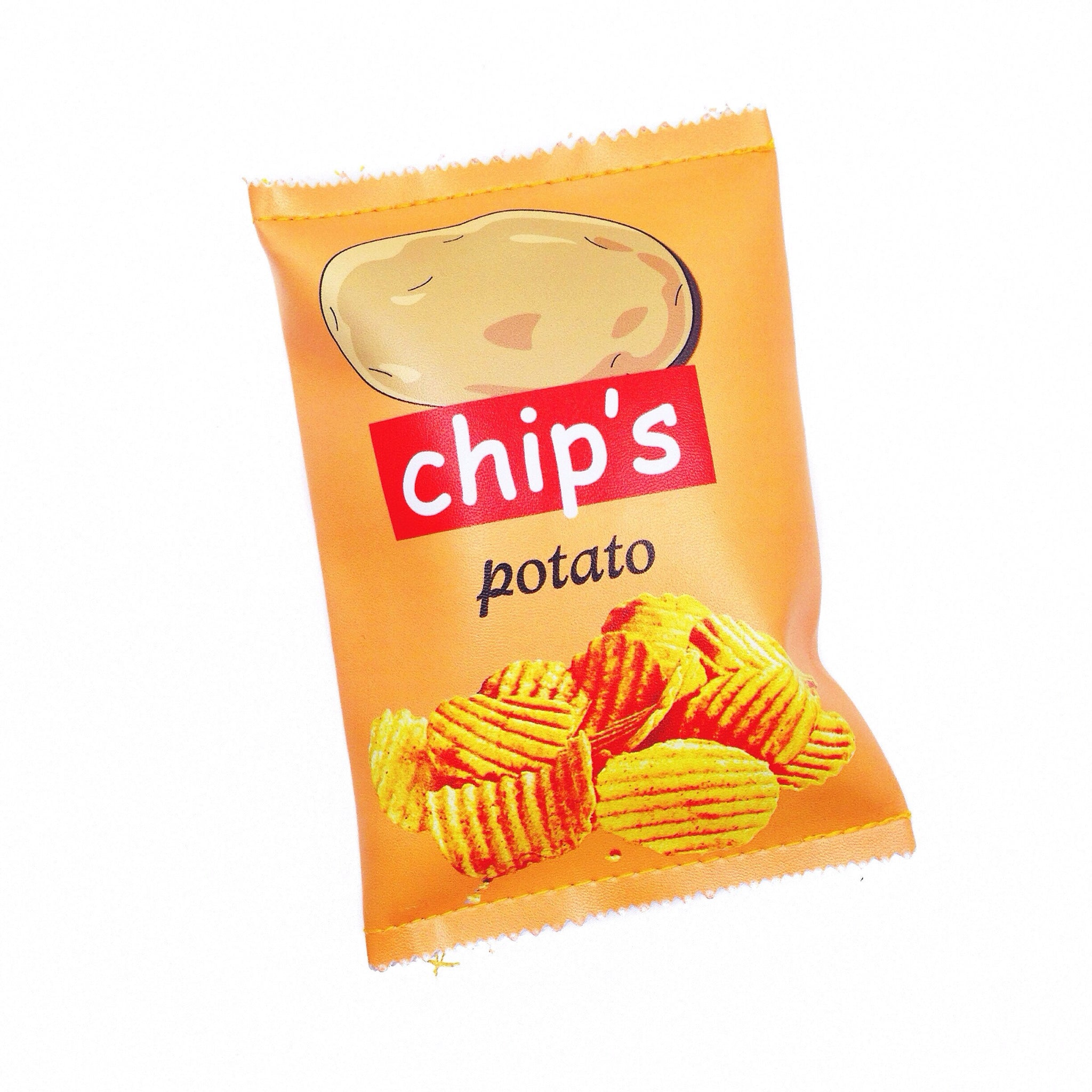 Potato Chip Pouch