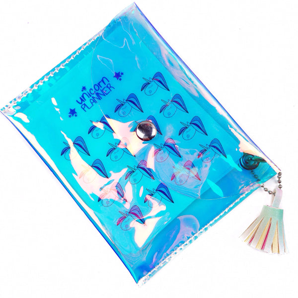 Iridescent Sticker Pouch