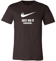 Absolute Wear Nike Just do it Tomorrow T-shirt