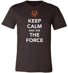 Absolute Wear Use The Force Star Wars T-shirt