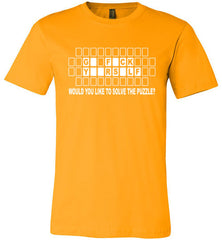 Absolute Wear Puzzle T-shirt