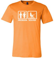 Absoluter Wear Problem Solved Fishing T-shirt