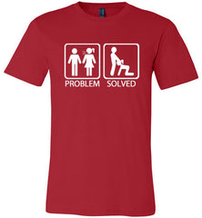 Absolute Wear Problem Solved Head T-shirt
