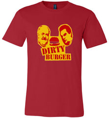 Trailer Park Boys Phil Dirty Burger T-shirt