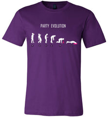 AbsoluteWear Party Evolution T-shirt