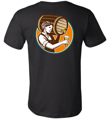 Absolute Wear Beer Keg T-Shirt