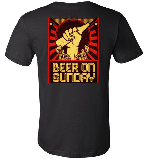 Absolute Wear Beer On Sunday T-shirt