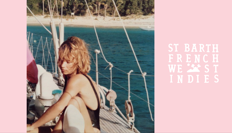 the story of Pati de St barth