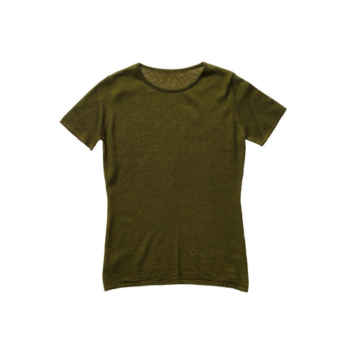 PATI POCKET TEE GREEN LAKE