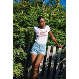 A GOOD TEE : I STAND WITH DREAMERS WOMEN TEE - Pati De St Barth