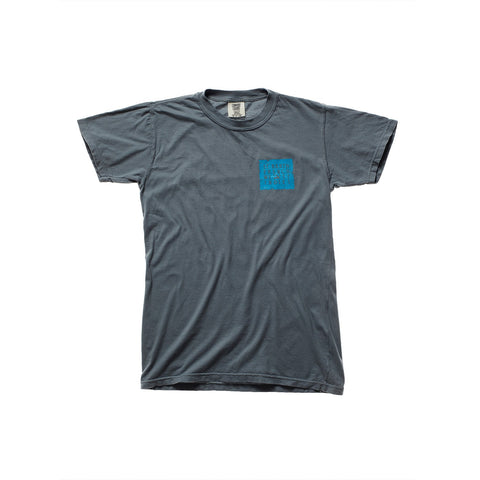 ICONIC COMFORT COLOR TEE GRANITE