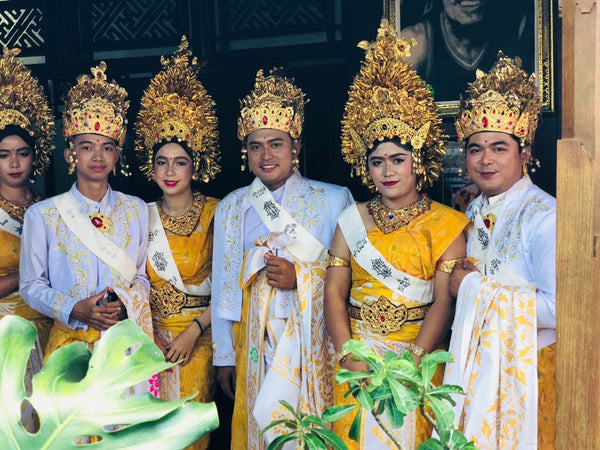 Ceremonies in Bali