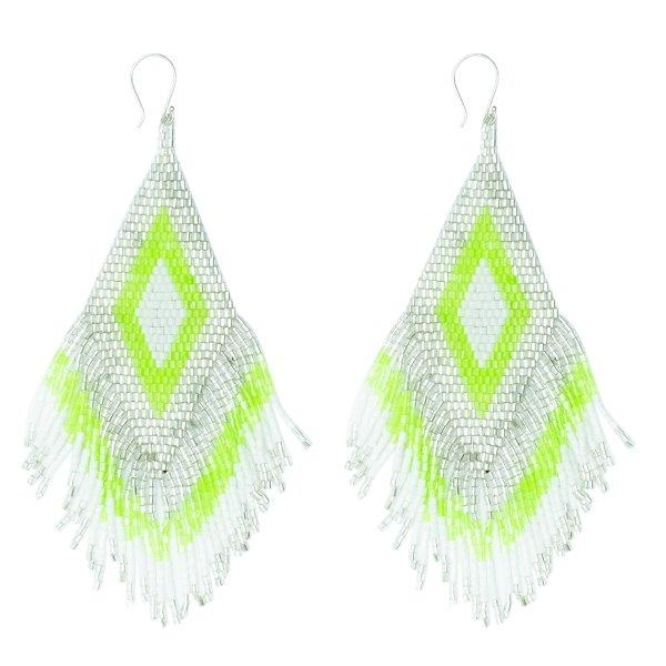 ALLIA AZTEC Collection - Diamond Earrings