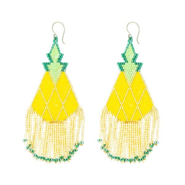 ALLIA BE A PINEAPPLE Collection - Earrings