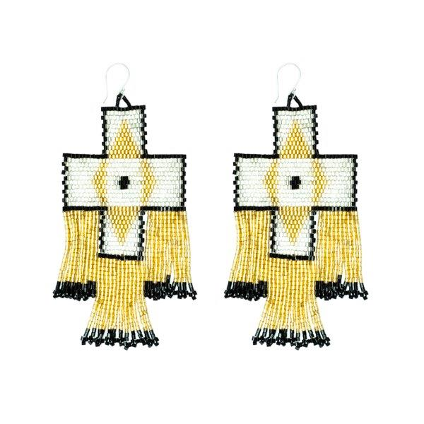 ALLIA THE CROSS Collection - Earrings