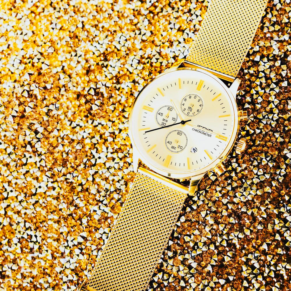 007 Gold + Free Watch