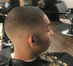 Face steaming, 3 Suns barbershop, brooklyn barbers, Brooklyn barbershop, barbershopconnect