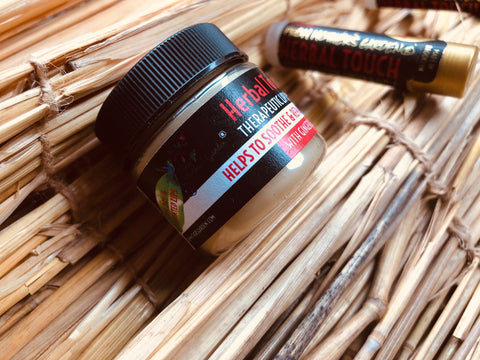 """Herbal Touch"" Therapeutic Lip Creme"