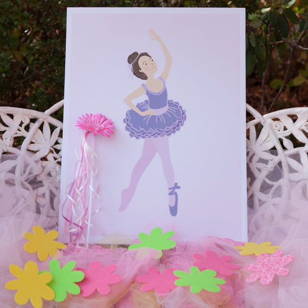 ballerina birthday party games, pin the slipper on the ballerina