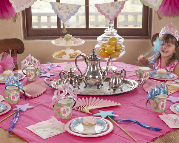 Princess Tea Birthday Party