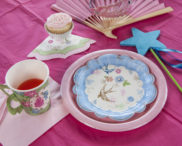 Songbird Party Tableware & Decor