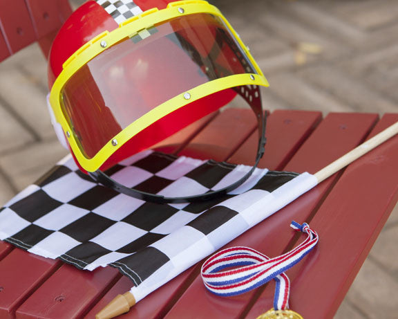 Racecar Birthday Party Favor