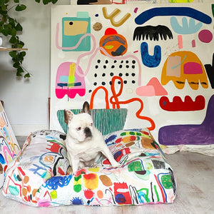 Revelry Dog Bed - Bowie Size