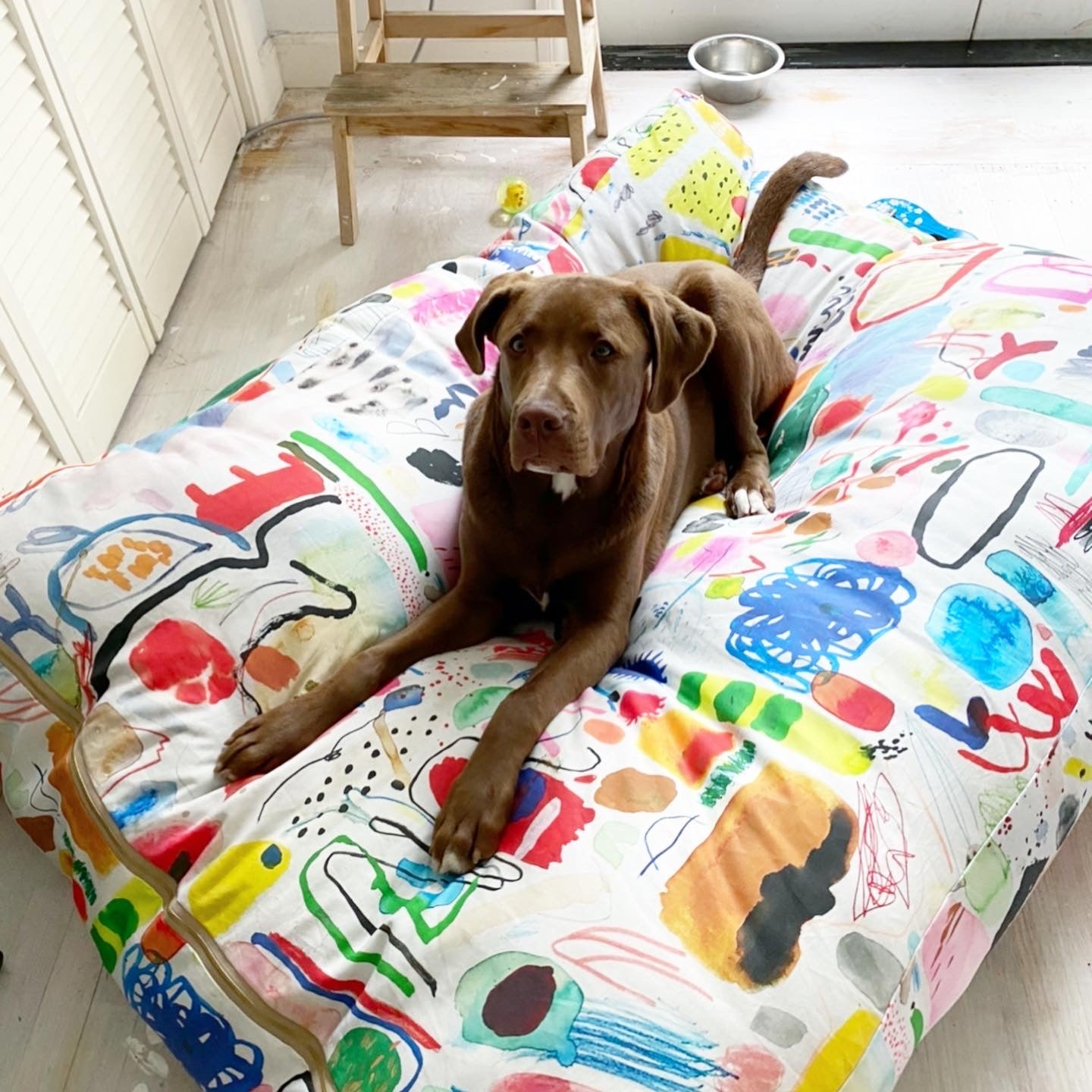 Pre-Order: Revelry Dog Bed - Wallace Size