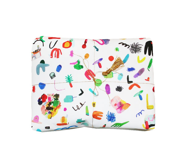 Blob Party Gift Wrap