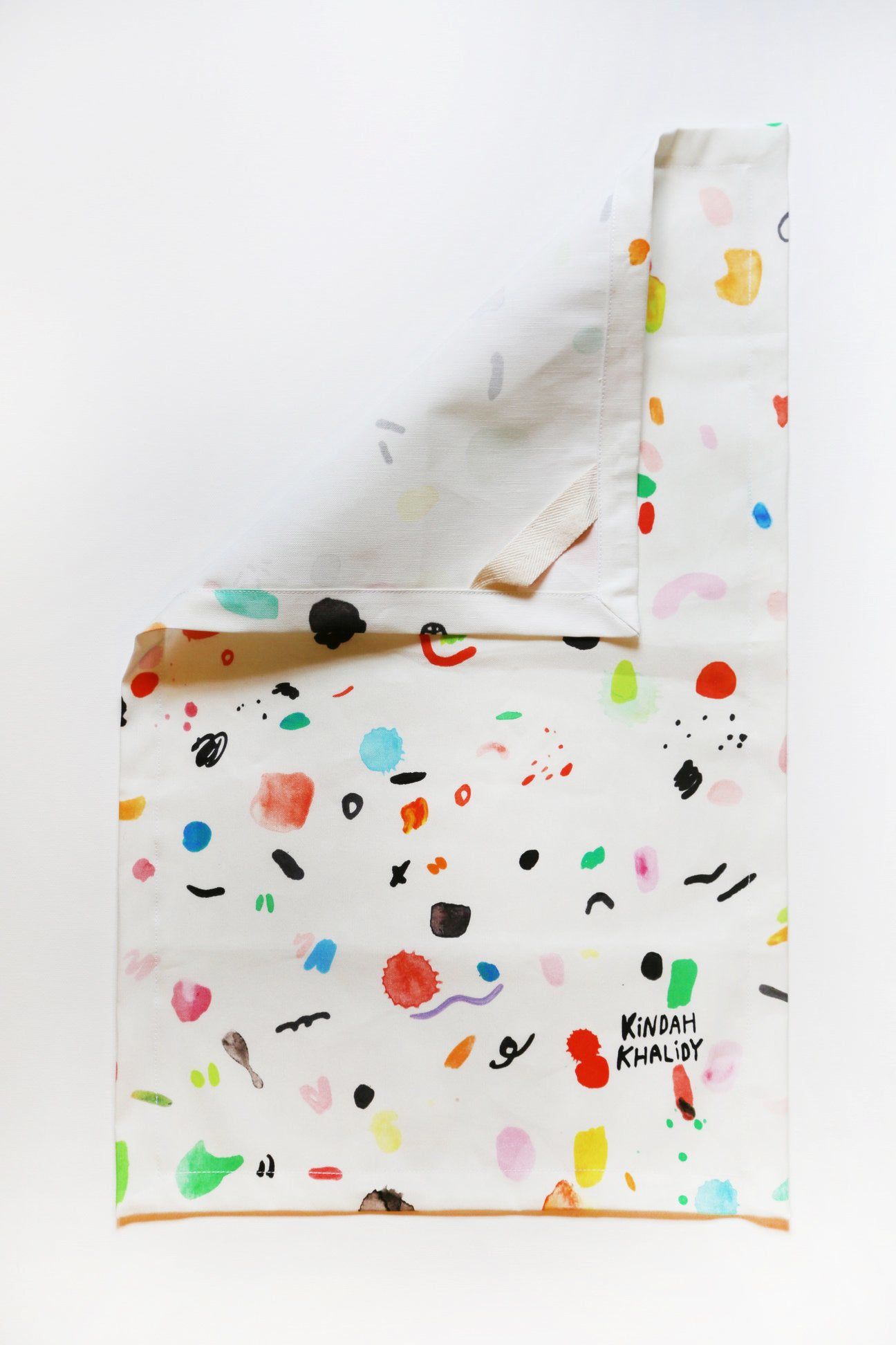 Confetti Tea Towel