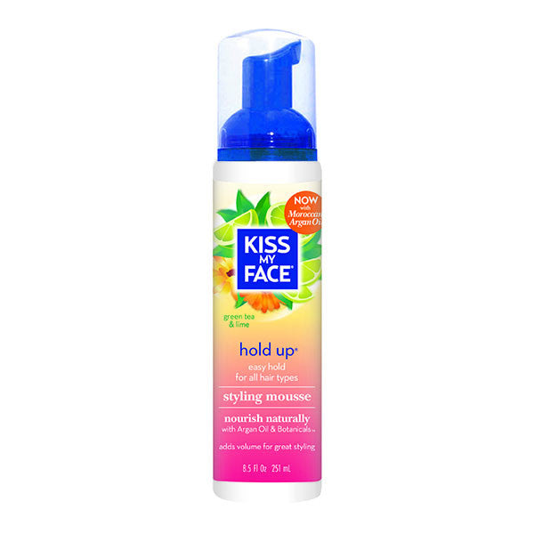 Kiss My Face Hold Up Styling Mousse- Saç Şekillendirici Köpük 251 ml
