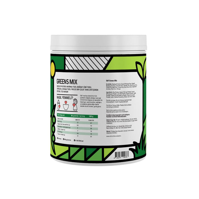 Saf Protein Superfood Green Mix 360 g