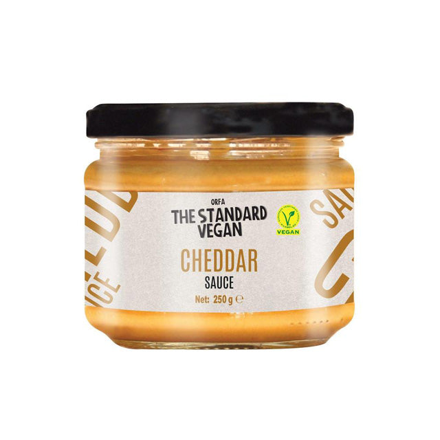 The Standart Vegan Cheddar Sauce 250 g