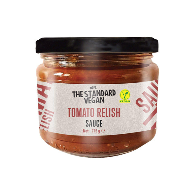 The Standart Vegan Tomaso Relish Sauce 250 g