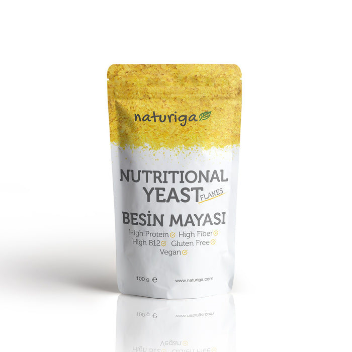 Naturiga Nutritional Yeast (Besin Mayası) 100 g