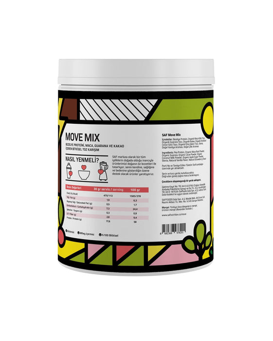 Saf Protein Superfood Mix Move 360 g