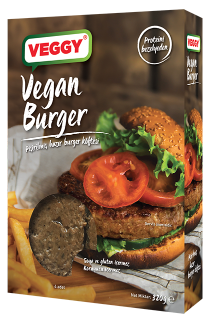 Veggy Vegan Burger 320 g