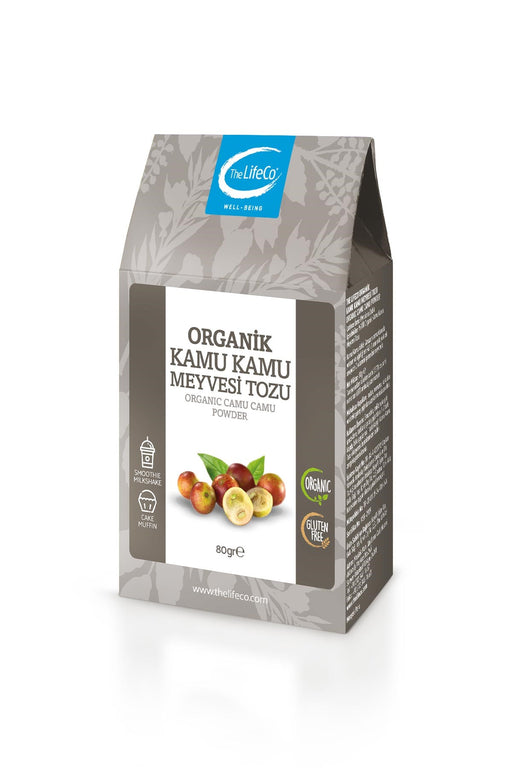 The Life Co Organik Kamu Kamu Tozu 80 g