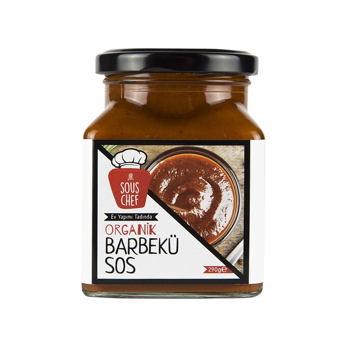 Jr Sous Chef Organik Barbekü Sos 290 g